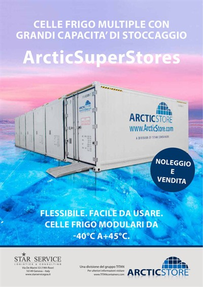 Arctic SuperStore opuscolo