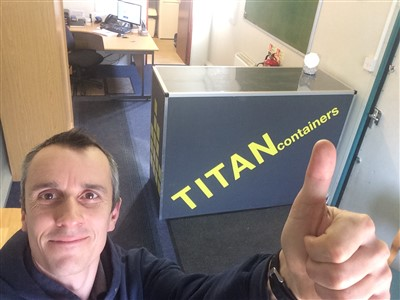</I> Paul is our local TITAN and he is happy to help