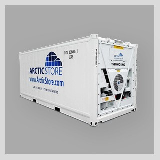 Refrigerated Storage  Containers ➔