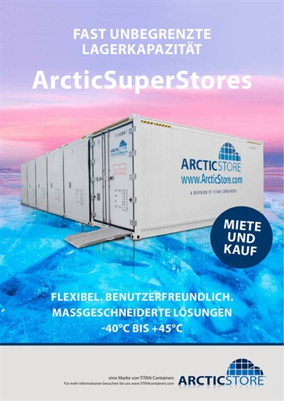 Arctic SuperStore Brochüre