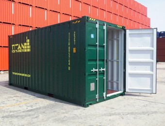 <h3>20'/40' - 6/12m<br> Hi-Cube opbevarings containere</h3>