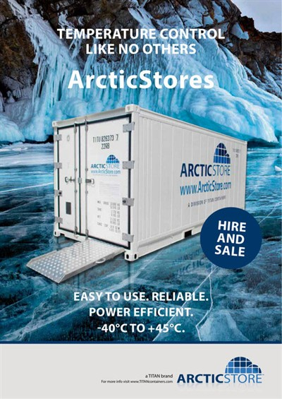 TITAN ArcticStore (AU and NZ)