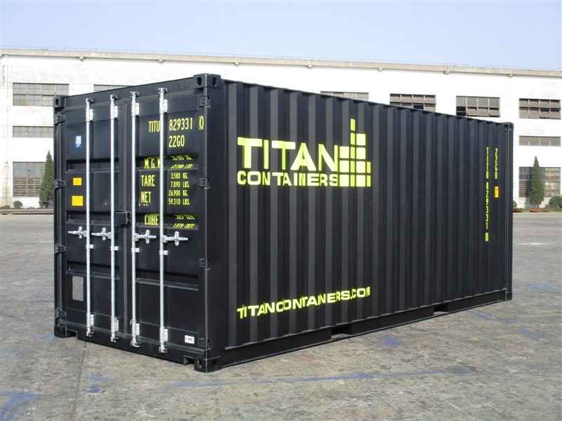 Factory built insulated containers include 50mm mineral wool insulation and internal steel panels for magnet fitting accessories including lighting and heating