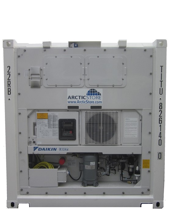 DAIKIN LXE -30°C to +45°C or -22°F to +113°F