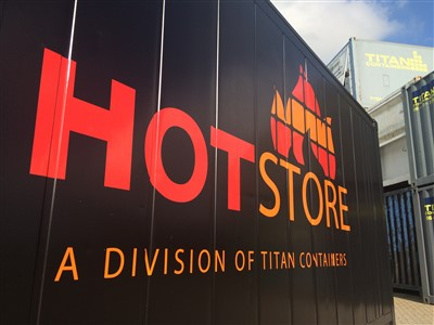 HotStore container chaud
