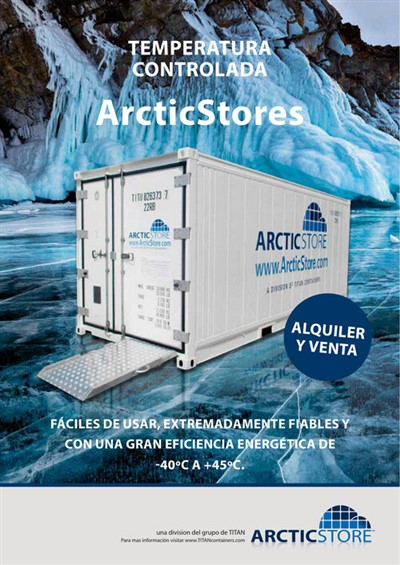 ArcticStore folleto