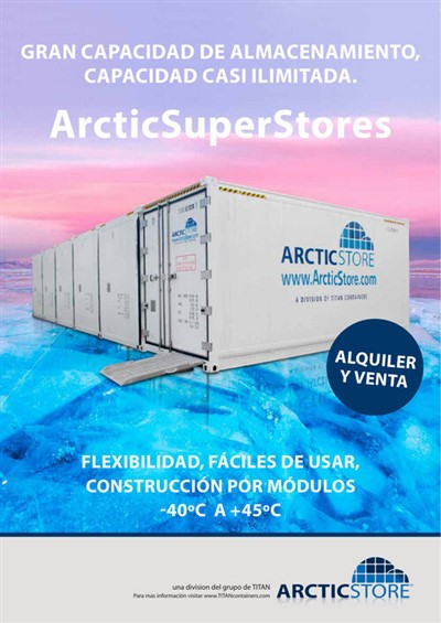 Arctic SuperStore folleto