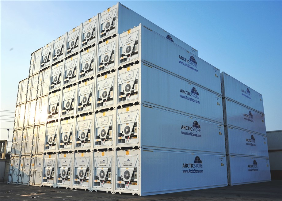 "<A HREF=""/gb/hire-and-sale-of-refrigerated-storage-containers/cold-store-containers""><b>40ft ArcticStores ready for customer delivery. <br>➔  PRODUCT DETAILS</b></A>"
