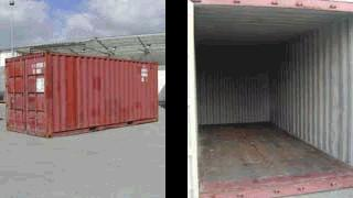 Grade A used container