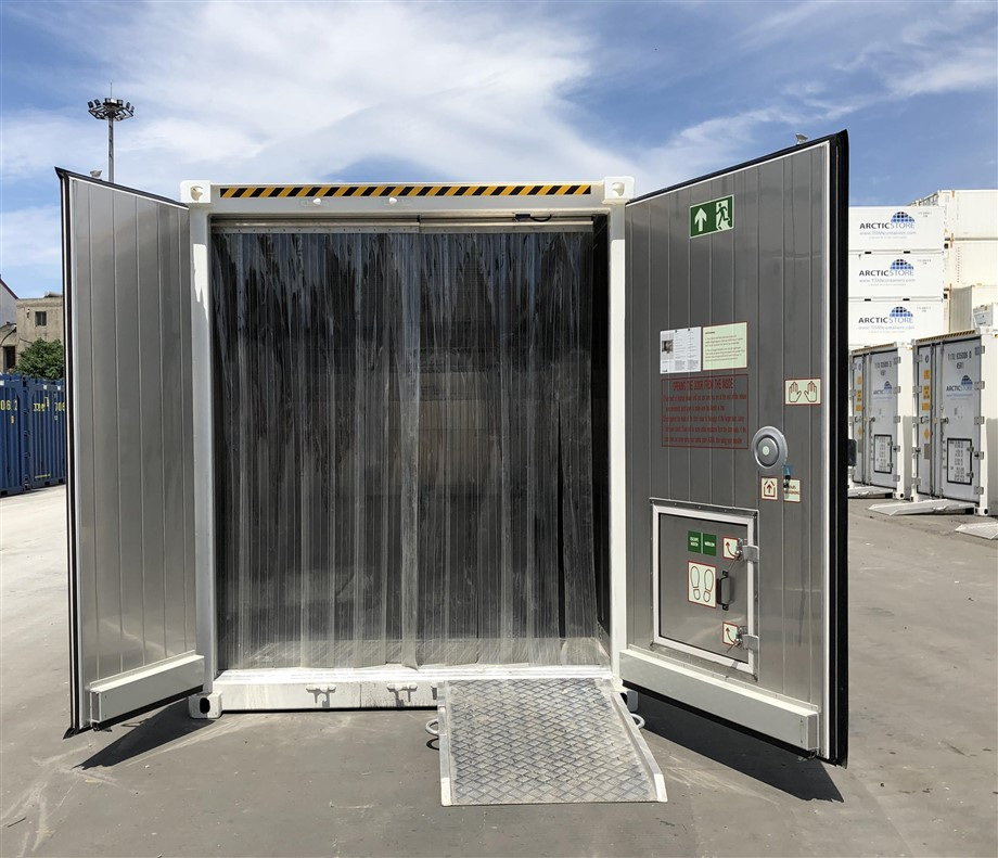 "<h3 style=""text-align: center;"">New user friendly, power efficient and cost efFective 10FT, 20FT and 40FT ArticStores for rent.&nbsp;</h3>