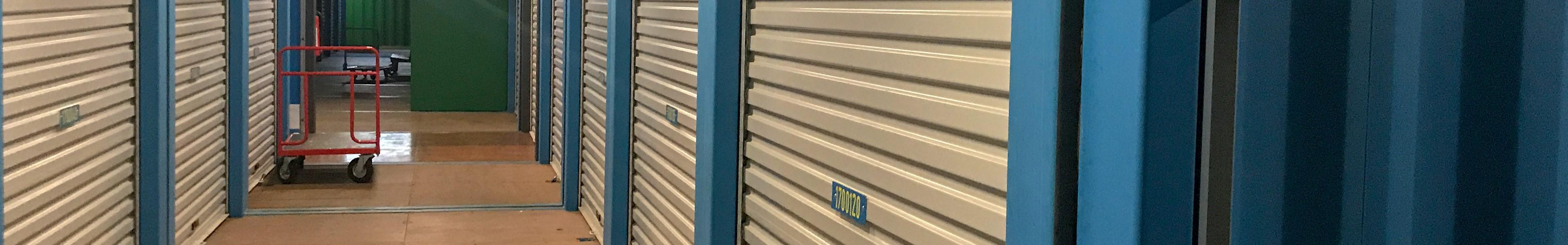 Self Storage Hos Titan Herning