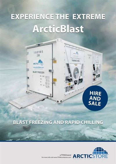 ArcticBlast | UltraFreezer (GB and IE)