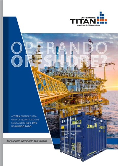 TITAN Offshore folleto