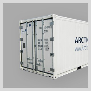 Standard Reefer Container ➔