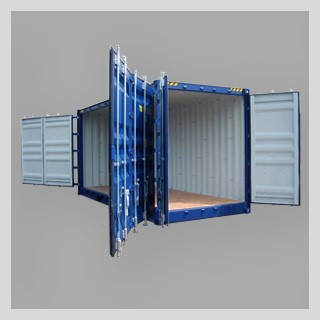 containers maritimes ➔