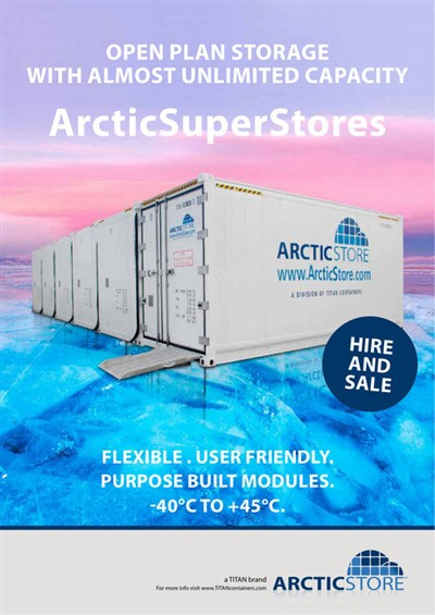 TITAN Arctic SuperStore (AU and NZ)