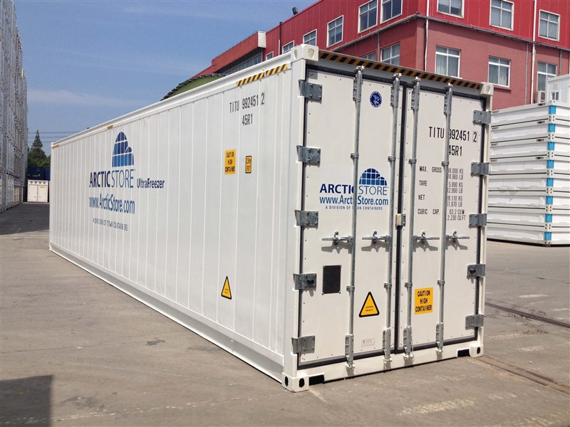10ft 20ft 40ft refrigerated containers cold stores cold