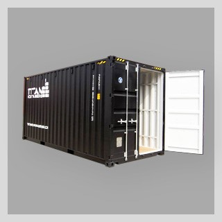 "<a href=""#001A""><h3>Storage and Shipping</br> containers ➔</h3></a>"