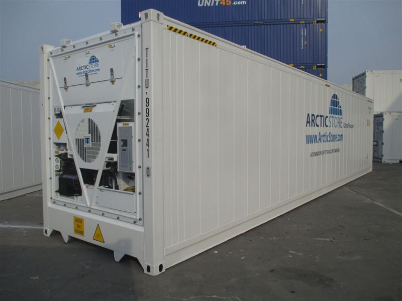 Refrigerated storage containers hire sale Vietnam