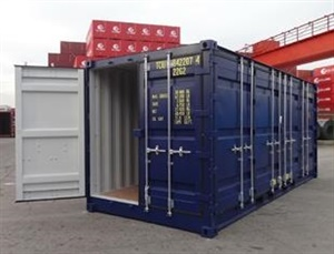 New 1 Trip Shipping Storage Containers Sale